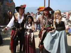 Pirates and gypsies and Alice? Renaissance Pirate, Renaissance Fair, Pirate Costumes, Cool Costumes, Planning Board, Event Planning, Pirate Clothes, Pirate Wench, Pirate Life