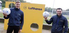 """Lufthansa """"Sponsor of the day"""" zum Spiel Eintracht gegen VfB Stuttgart - made by MASSDREI"""