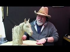 Instructional DVD by David Lemon   Review   Creating Horses Head in Clay