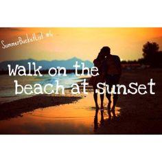 *Summer Bucketlist*