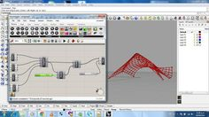 PrOyEkTiVa: Parametric design with Grasshopper in Rhino