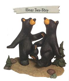Bear Two Step
