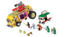 Lego Teenage Mutant Ninja Turtles Official Collection —ah!!