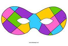 maschera-arlecchino-colorata