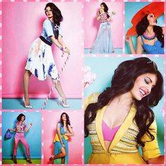 cute photoshoot of jacqueline fernandez , for verve , magazine