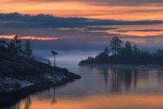 Туманные сны Ладоги — National Geographic Россия