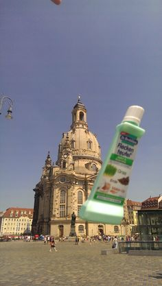 Dr. Beckman Stain Devils Nature & Cosmetics and the Church of Our Lady in Dresden #stainfree #laundry