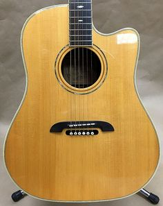 Whether playing for an audience of one or one thousand, the Yairi DY84C Dreadnought Acoustic-Electric guitar is designed to proclaim your sound in its most natural form. Modern amplification systems a