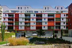 L'immeuble à vélos - - Hérault Arnod architectes