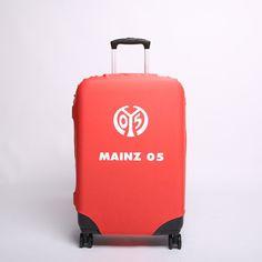 Fußball-Bundesliga Gepäck und Reise-Zubehör *Mainz 05* Reise-Accessoires Kofferhülle M