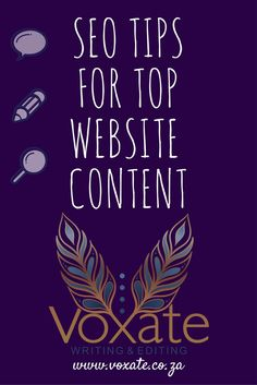 search engine optimisation (SEO) for blog content