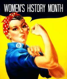 Women's History Month 2013