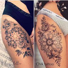 ❤️Petit concours entre moi et mon copain Chi Katie.tattoo Me and my boyfriend 👉 Lequel préféré vous? Which one? 😃🤪 LEFT OR RIGHT? Trendy Tattoos, Sexy Tattoos, Unique Tattoos, Beautiful Tattoos, Body Art Tattoos, Small Tattoos, Sleeve Tattoos, Tattos, Juwel Tattoo