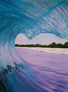 Ian Haight   COTW Surf Artist