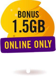 Prepaid - Bonus Data
