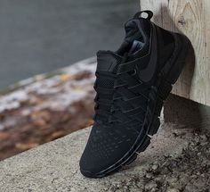 Nike Free Trainer 5.0   Black & Anthracite