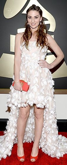 Sara Bareilles: 2014 Grammy Awards