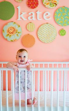 Nursery Decor: Wall Letters, Art and More | Caden Lane