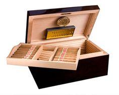 Cave à cigares - Adorini Genova Deluxe