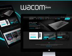 Ознакомьтесь с этим проектом @Behance: «Wacom Store Redesign» https://www.behance.net/gallery/40252963/Wacom-Store-Redesign
