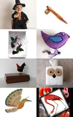 Backyard Birds by M.A.Dellinger Wood Carving on Etsy--Pinned with TreasuryPin.com