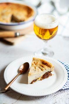 C'est pour le moment le meilleur far breton sans lactose, sans oeufs et sans gluten que j'ai essayé. Le secret pour obtenir la consistance de flan sans oeufs, ce sont les graines de lin moulues. Far Breton, Dessert Sans Gluten, Sans Lactose, C'est Bon, Moment, Ethnic Recipes, Desserts, Couture, Food