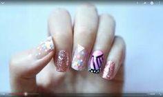 Sara beauty corner nail art video