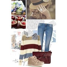 """""""I can't live without you, I can't live without you baby.."""" by lovelypao on Polyvore"""