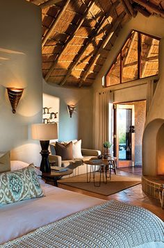 Suite at Dithaba Lodge