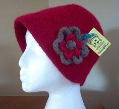 Free Felt Knit Hat Patterns Crochet Pattern Felted