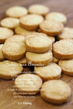 Sweets Recipes, Bread Recipes, Desserts, Yummy Recipes, Galletas Cookies, Sweets Cake, Biscuit Cookies, Cookie Bars, Biscuits