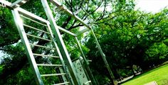Parque do Ibirapuera - Equipamento de Exercício