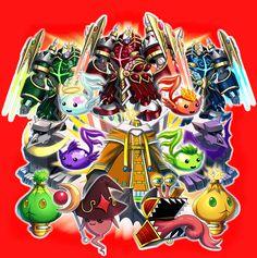 Evolution Dungeon Unlock! August 25, 0:00 - August 31, 23:59 PST - Gumi Forums