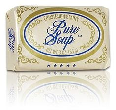 Cal Ben Five Star All Natural Pure Soap 6-Pack (Made in the USA) by Cal Ben Five Star Soap Products. $10.77. Gentle and popular among those with skin conditions like eczema, psoriasis, skin allergies, sensitive skin, or acne.. Individually compressed under extreme high pressure to create an extra hard bar. Pure Soap will give satisfaction down to the tiniest sliver of rich cleaning lather. Each bar is wrapped and sealed for lasting freshness. For the longest l...