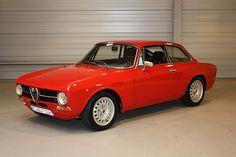 Alfa Romeo Giulia Sprint GT Junior