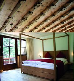 Montafon Lodge Design Lodgehotel and Spa in Gaschurn in Vorarlberg's largest ski and hiking area. A combination of tradition and the spirit of the times. Hotel Spa, Wood Design, Austria, Traditional, Luxury, Furniture, Home Decor, Decoration Home, Room Decor