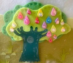 Troll tree - either make a tree and have cupcakes on it as Trolls to eat or as goodie bags let the kids pick their troll
