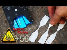 QC#56 - Gum Wrapper Fire Starter - YouTube