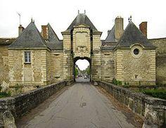 Entrée fortifiée de Richelieu.(37)