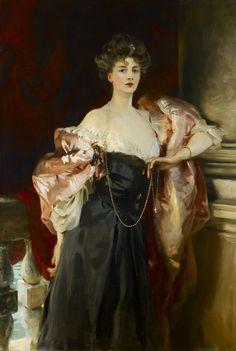 Lady Helen Vincent - John Singer Sargent