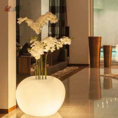 Design virágtartó kaspó STORUS IV - Virágtartó kaspók Degardo lámpa