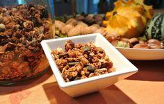 ... Bonjour Alsace: herbstliche Knusper-Granola