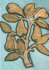 Slips - Embroidery from the 16th and 17th Century