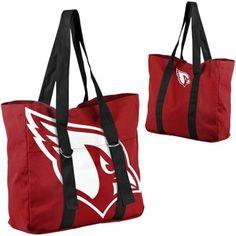 Arizona Cardinals Big Logo Tote - Cardinal