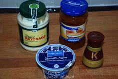 Kerriesaus – lekker bij de bbq of gourmet
