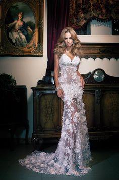 Sexy Wedding Dress Idea - California Weddings At: http://www.FresnoWeddings.Net/