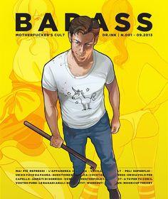 Svelato il mistero di Badass: in esclusiva su Comicom!   comicom