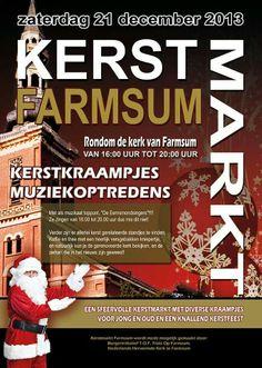 Kerstmarkt in Farmsum