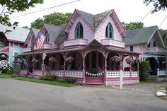 Oak Bluffs, Martha's Vineyard ♥