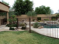 nice Your Pool Fence Installation Options